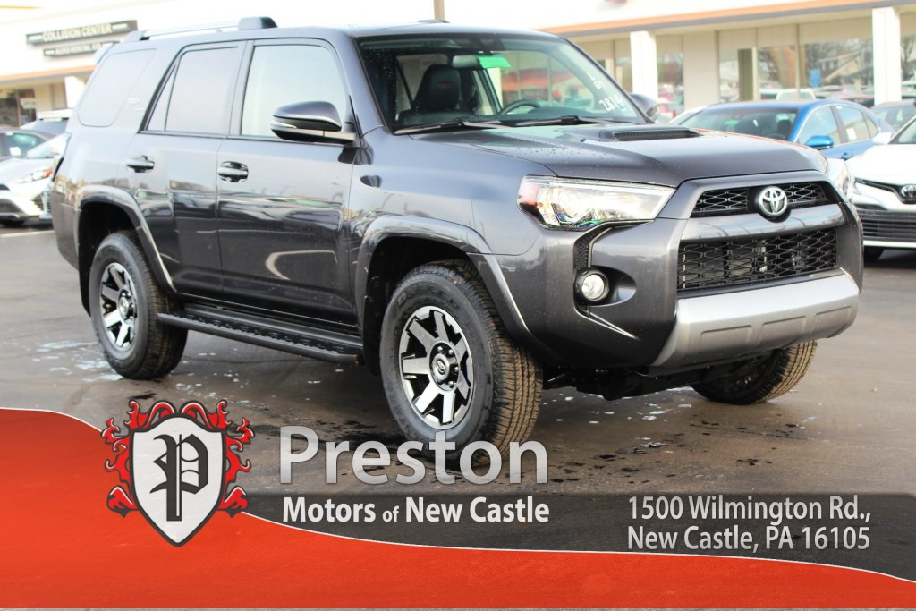 New 2018 Toyota 4runner Trd Off Road Premium 4d Sport Utility In New