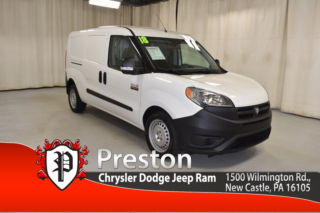 Pre-Owned 2018 Ram ProMaster City Tradesman